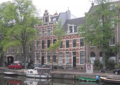 Wooncomplex Amsterdam