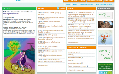 Omgevingsvergunning.nl is vernieuwd