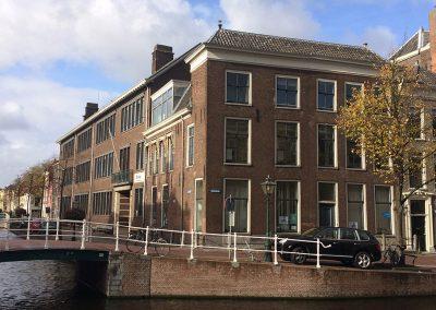 Rijksmonument Huishoudschool Leiden