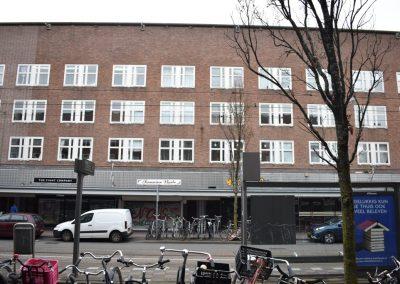 Wooncomplex J. Evertsenstraat Amsterdam